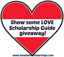 Show Some LOVE Scholarship Guide Giveaway!