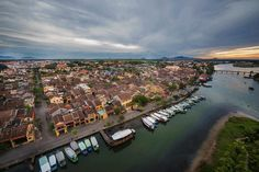 Hoi An is a peaceful and lovely little town on coast of central Vietnam. Hoi An Old Town offers the special things which you can not find in any where else Hoi An Old Town, Getting Up Early, Covered Bridges, Night Time, Picture Show, House Colors, The Locals, Royals, Vietnam
