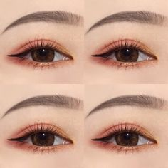 Makeup korean eyeliner 37 New Ideas Make-up Korean Eyeliner 37 Neue Ideen Korean Makeup Look, Korean Makeup Tips, Korean Makeup Tutorials, Eye Makeup Tips, Makeup Inspo, Makeup Ideas, Korean Makeup Tutorial Natural, Makeup Style, Makeup Art