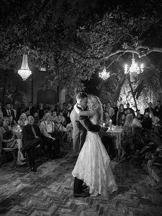 Joe King, Candice Accola, Wedding