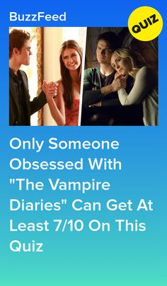 """Only Someone Obsessed With """"The Vampire Diaries"""" Can Get At Least On This Quiz You got 10 out of 10 right! You remember The Vampire Diaries perfectly! Vampire Quiz, Vampire Diaries Quiz, Vampire Diaries Outfits, Vampire Daries, Vampire Diaries The Originals, Vampire Diaries Workout, Vampire Diaries Costume, Vampire Costumes, Tv Show Quizzes"""