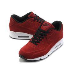 release date: a20cc fef7d Acheter Chaussure Nike Air Max 90 VT Rouge En Ligne