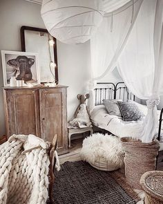 There's nothing worse than living in a home which makes you feel uncomfortable. When you've worked for a long time to find the right chairs, beds, and other furniture to… Hygge Home, Bedroom Decor, Design Bedroom, Bedroom Ideas, Boho Decor, Rustic Decor, Online Home Decor Stores, New Furniture, Decoration