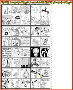 christmas puzzles brain teasers printable | Here are 24 images ...