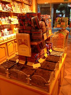 Now this is a sweet shop!! Palma Mallorca