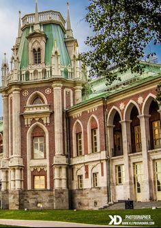 Big Tsaritsyno Palace, Moscow by Daria Klepikova - Photo 124828529 - 500px