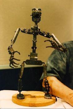Muestra de un esqueleto de King Kong 1933. Godzilla, Bob Burns, King Kong 1933, Skull Island, Great Films, Sci Fi Movies, Stop Motion, Puppets, Horror
