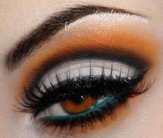 Muse's inspired look - Origin of Symmetry...beauty and cosmetics (makeup).