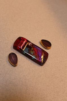 Earring & Necklace Bead and Pendant Set by BeadyEyedBird on Etsy, $48.00