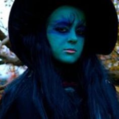 witch makeup | Halloween Witch Makeup Ideas (16 Photos)