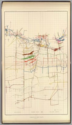 Comstock Mine Maps - Atlas of Places