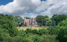 17th Century Quenby Hall – Leicestershire, England –