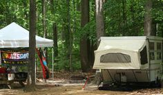 Good Camping spot near Beach in DE! Camping at Killens Pond