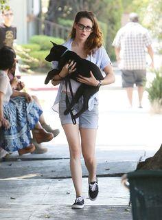 Kristen Stewart | nerd/street style
