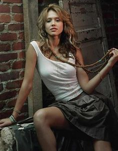 Photos of Jessica Alba, one of the hottest girls in entertainment. Jessica started her career in Camp Nowhere. She then went on to be in such films as Idle Hand, Into the Blue, and The Fantastic Four. Jessica has become uber famous for her acting talent in addition to her lovely oli...