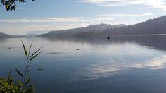 Lac de Paladru - Camping Le Bord du Lac - Pêcheur