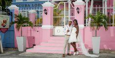 Tropical Flair wedding shoot @ Curacao.