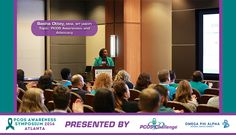 The PCOS Awareness Symposium, presented by PCOS Challenge, Inc., is the largest event globally that is dedicated to polycystic ovary syndrome (PCOS). The PCOS symposium features some of the country's leading expert on PCOS. The PCOS symposium brings together clinicians, researchers, hundreds PCOS patients and their supporters for a day of sharing experiences, insights as well as the latest updates and research about the condition.