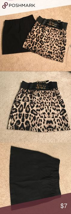 Two pencil skirts! 2 for 1! Rue 21 Skirts Mini
