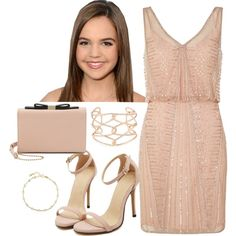 A fashion look from July 2015 featuring Adrianna Papell dresses, See by Chloé clutches and Alexis Bittar bracelets. Browse and shop related looks.
