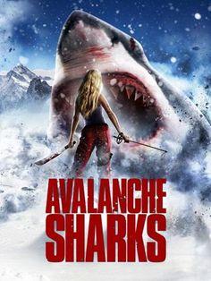 Avalanche Sharks - a review by C J Dee http://www.darkmatterzine.com/avalanche-sharks/