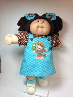 Cabbage Patch Sock Monkey Cell Phone