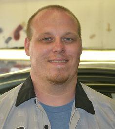 Jon Burkett - Reconditioning Technician