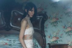 Dress Barbara Casasola. Model and Styling Jamie Bochert Photography Sofia Malamute i-D