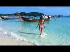 "Koh Lipe | ""Maldives"" of Thailand - YouTube"