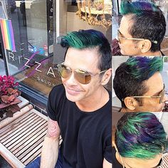 #mermen #hair