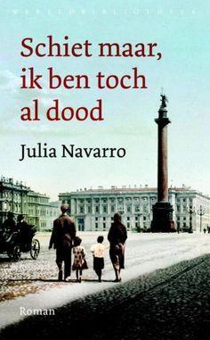 Deze maand las ik deze dikke pil van Julia Navarro. Een verhaal dat je meeneemt op een historische reis die begint in St. Petersburg en eindigt in Jeruzalem. Een verhaal dat je niet snel vergeet.
