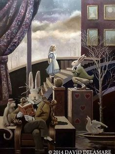 Alice by David Delamare