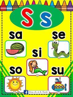 Teaching The Alphabet, Preschool Learning, Science For Kids, Learning Spanish, Phonics, Teaching Resources, Kindergarten, Homeschool, Classroom