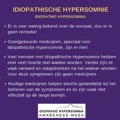 The international Idiopathic Hypersomnia Awareness Week is an annual event held in the first full week in September. It is a worldwide event with the aim to bring together people from all over the world to raise awareness of Idiopathic Hypersomnia. Idiopathic Hypersomnia, Slow Wave Sleep, Sleep Studies, Brain Waves, Disorders, Social Media, Social Networks, Social Media Tips