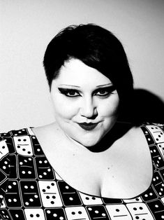 (i love) Beth Ditto Beth Ditto, Dytto, Fat Positive, Positive Things, Janis Joplin, After Dark, American Singers, Cut And Style, Real Women