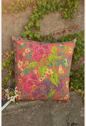 Veranda Cushion - Coral