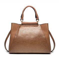 8f2af3ed3b AMELIE GALANTI special women vintage handbag casual tote hard zipper with  lizardstripe to make people elegant versatile new 2016