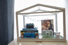 Ein Haus für meine Lomo-Kameras, das Socker Gewächshaus von Ikea - a small greenhouse as a storage solution for toy cameras Ikea Inspiration, Burping Baby, Decor Crafts, Home Decor, Home Look, Event Decor, Girls Bedroom, Furniture Design, Shabby Chic