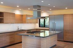 Modern kitchen in Santa Barbara at 1830 Mission Ridge. Kitchen Design, Kitchen Cabinets, Design Styles, Interior Design, Santa Barbara, Modern, Table, Furniture, Home Decor