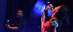 Banda Sádica en el Festival La Perla del Rock en el Teatro Municipal de #Antofagasta