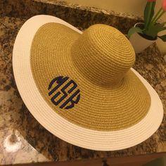 55f80035192 Custom Hello Sunshine Embroidered Hat