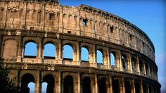Italy Roman Colloseum must travel places in world