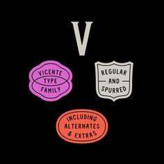 Vicente — Break Maiden Brand Identity Design, Graphic Design Branding, Text Design, Logo Branding, Kendo, Typography Inspiration, Logo Design Inspiration, Logo Sticker, Sticker Design