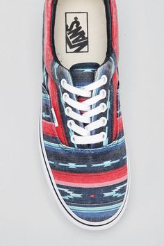 Rad low-profile Era skate shoe from Vans. #urbanoutfitters