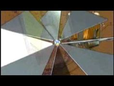 """COSMOS-1 - The World's First Solar Sail Spacecraft in """"Cosmos-1, The World's First Solar Sail Spacecraft"""" of sunisthefuture.net January 26, 2013 post (click on image for video)."""