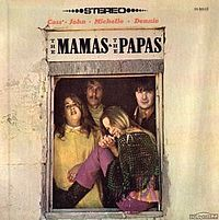 The Mamas and the Papas - one of the very greatest groups of the '60's.