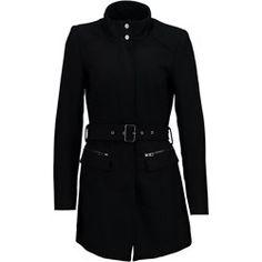 ONLY ONLALANIS Płaszcz wełniany /Płaszcz klasyczny black