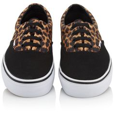 Vans Leopard Era Trainer (€38) found on Polyvore