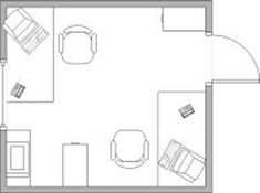 How Can You Create a a Functional Office Layout for Two?: Defining Workspaces With Office Furniture