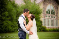 Casey & Justin - Valenzano Winery Wedding